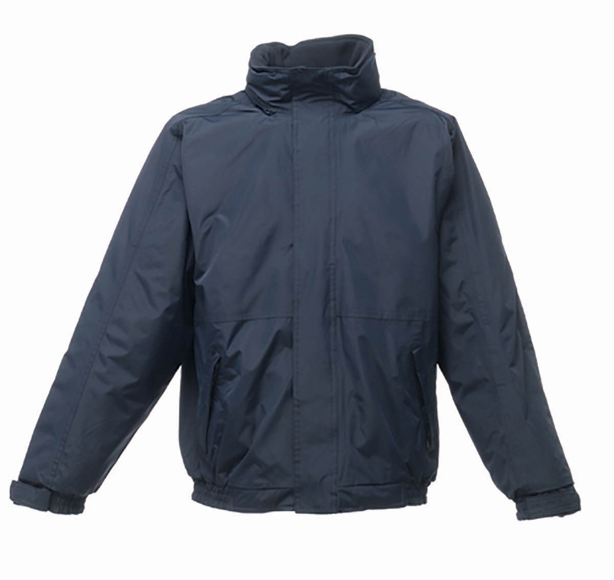 Regatta TRW297 Dover Men Jacket Size Waterproof Hydrafort Fleece ...