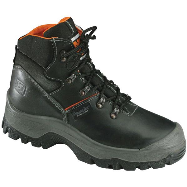 Work Shoe For Men Protective Toe Waterproof