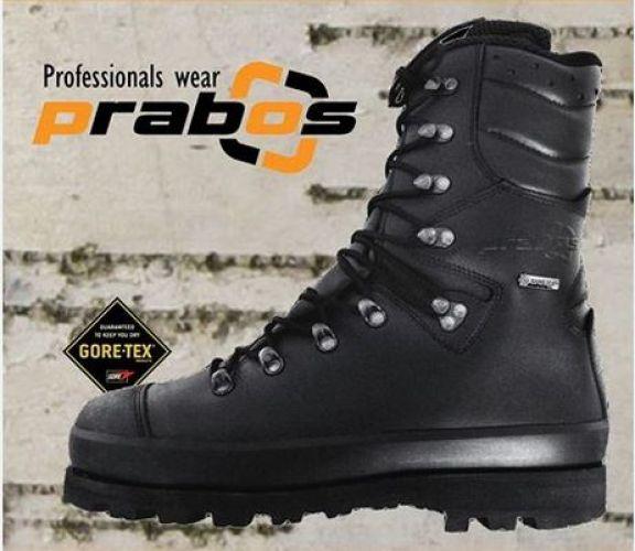 Prabos Eagle KV Mens Safety Boots Waterproof Aluminium Toe Cap ...