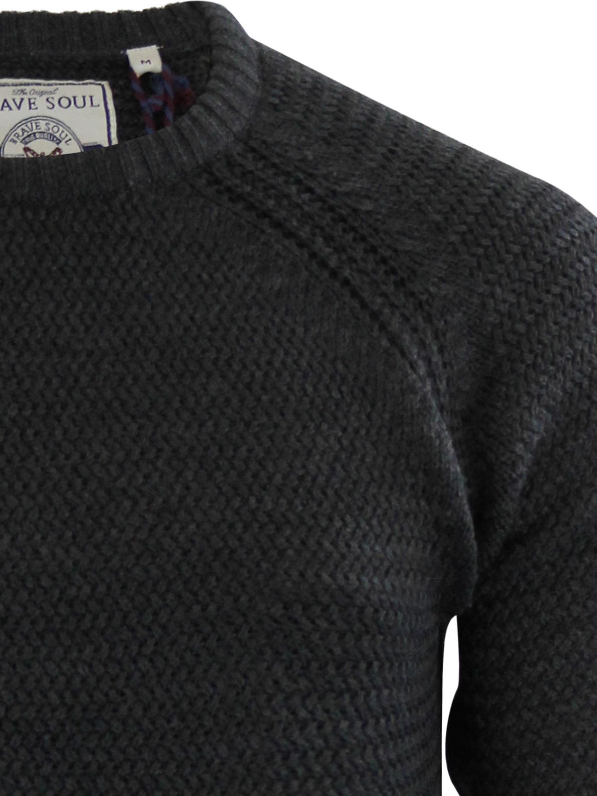 herren-pullover-brave-soul-columbia-weave-strick-rundhals-winterpulli Indexbild 4