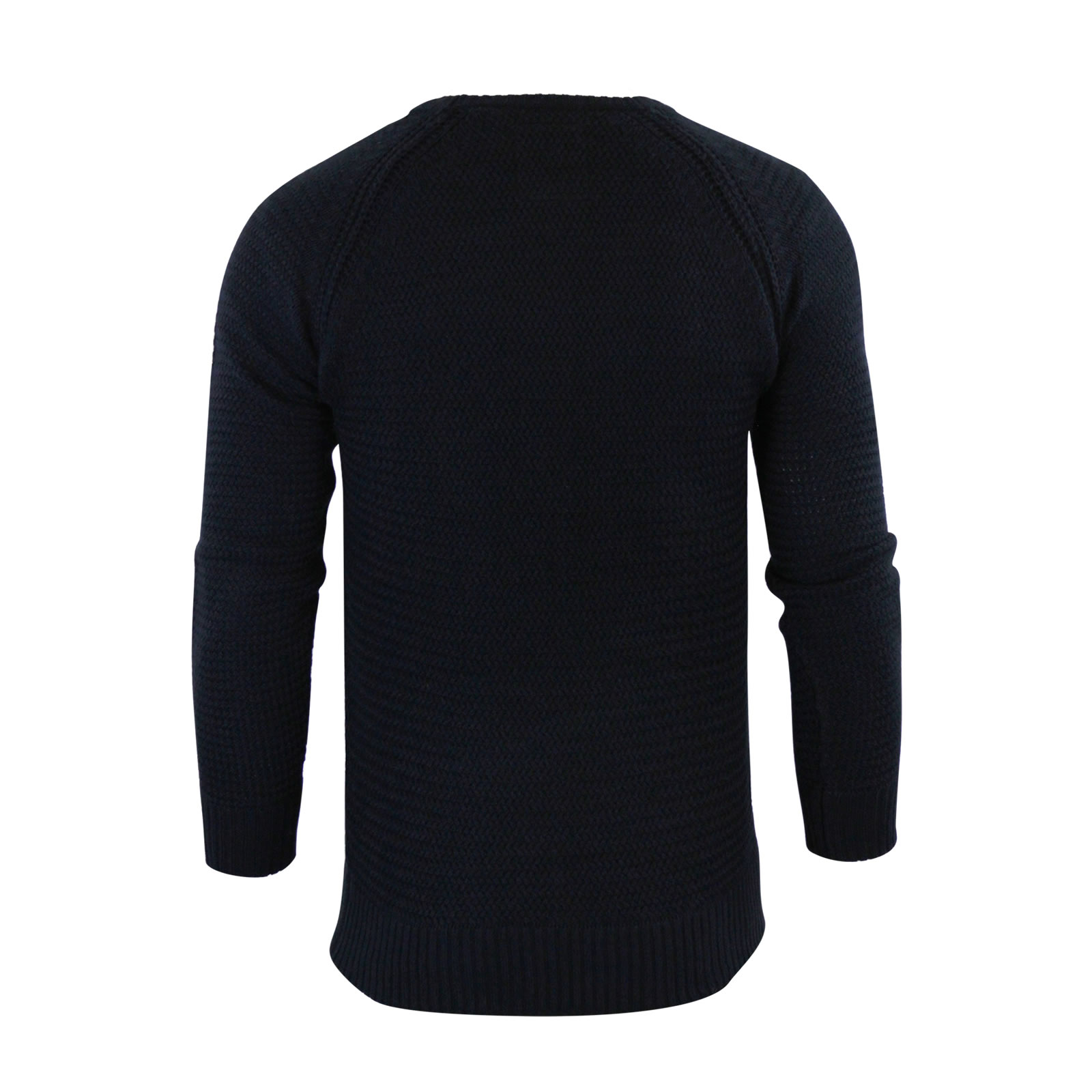 herren-pullover-brave-soul-columbia-weave-strick-rundhals-winterpulli Indexbild 6