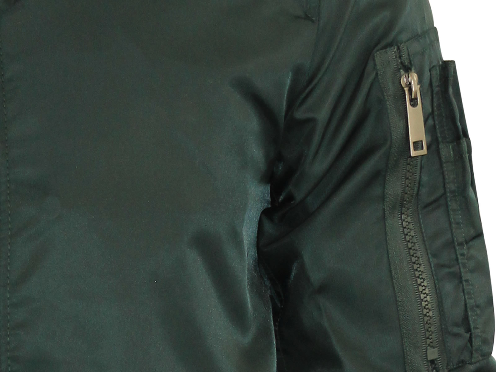 67a9aec85 Details about Mens Bomber Jacket Brave Soul Oslo Padded MA1 Flight Coat
