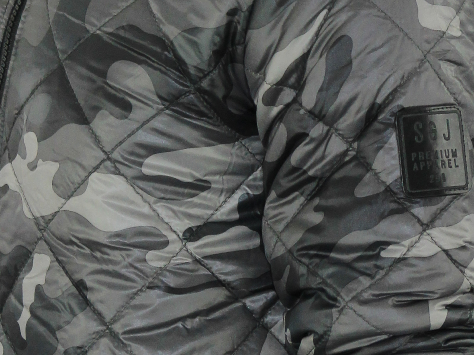 miniature 7 - Veste-homme-smith-amp-jones-roman-camouflage-militaire-MA1-bomber-harrington-manteau