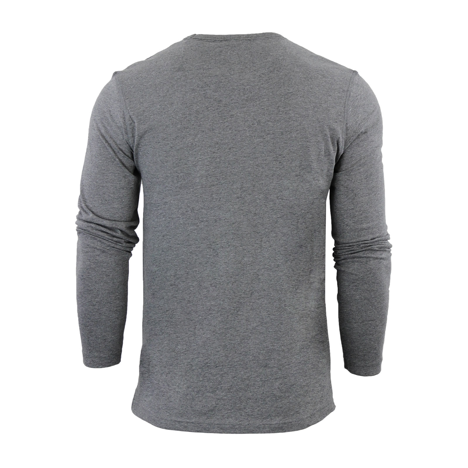 T-shirt-homme-par-brave-soul-prague-en-coton-a-encolure-ras-du-cou-a-manches-longues-top-casual miniature 15