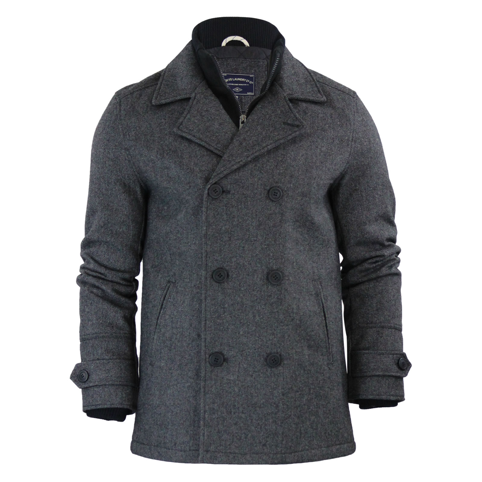 An expert guide to men's peacoats, including its history, how to wear one, the different types of peacoats available & the best pea coats you can buy in