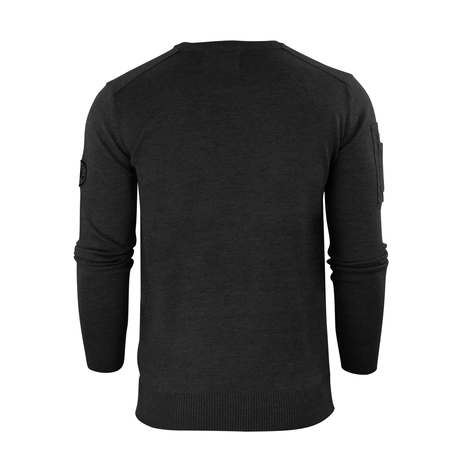 herren-pullover-crosshatch-barrowell-rundhals-strickpullover Indexbild 15