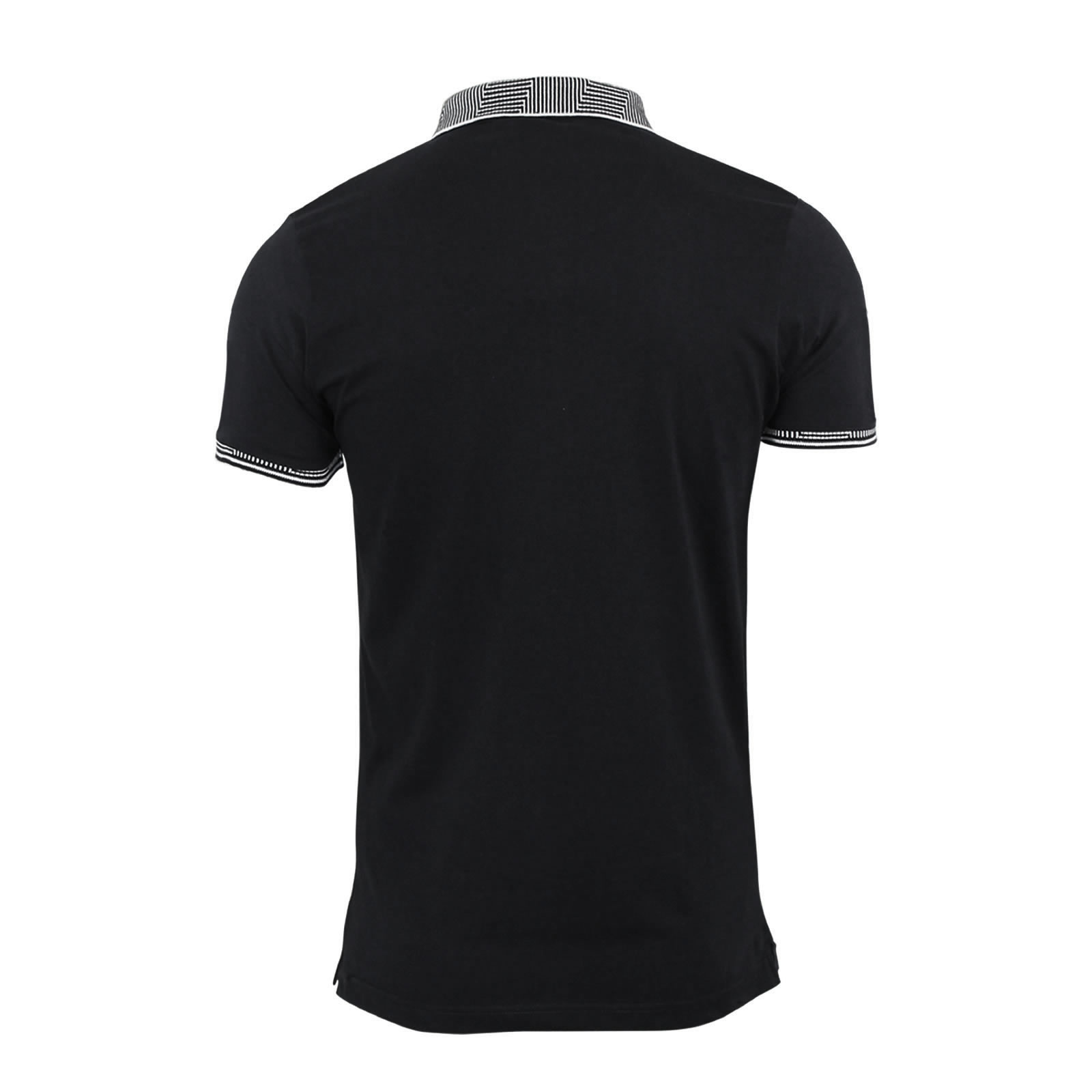 Mens-Polo-T-Shirt-Brave-Soul-Glover-Cotton-Collared-Short-Sleeve-Casual-Top thumbnail 13