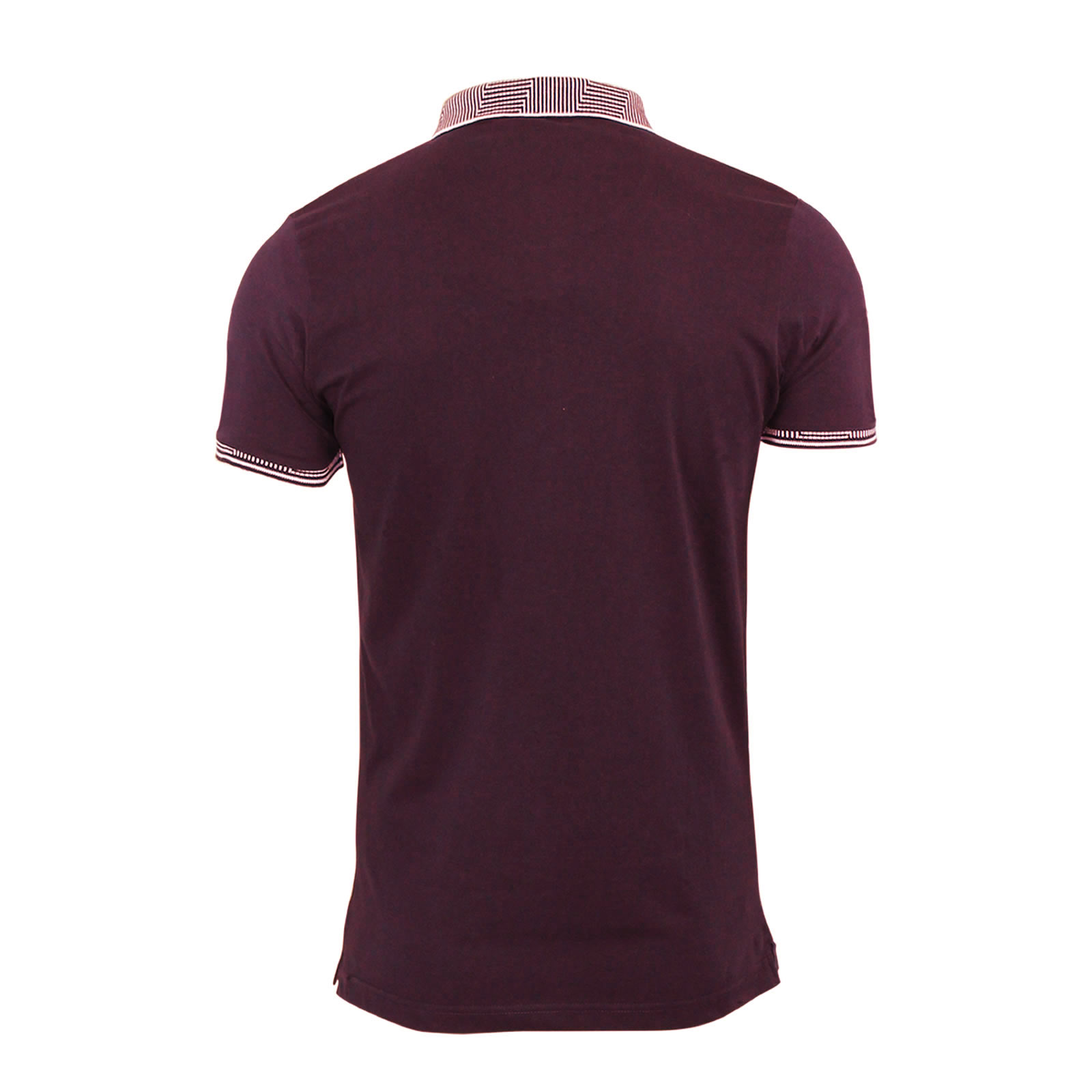 Mens-Polo-T-Shirt-Brave-Soul-Glover-Cotton-Collared-Short-Sleeve-Casual-Top thumbnail 16