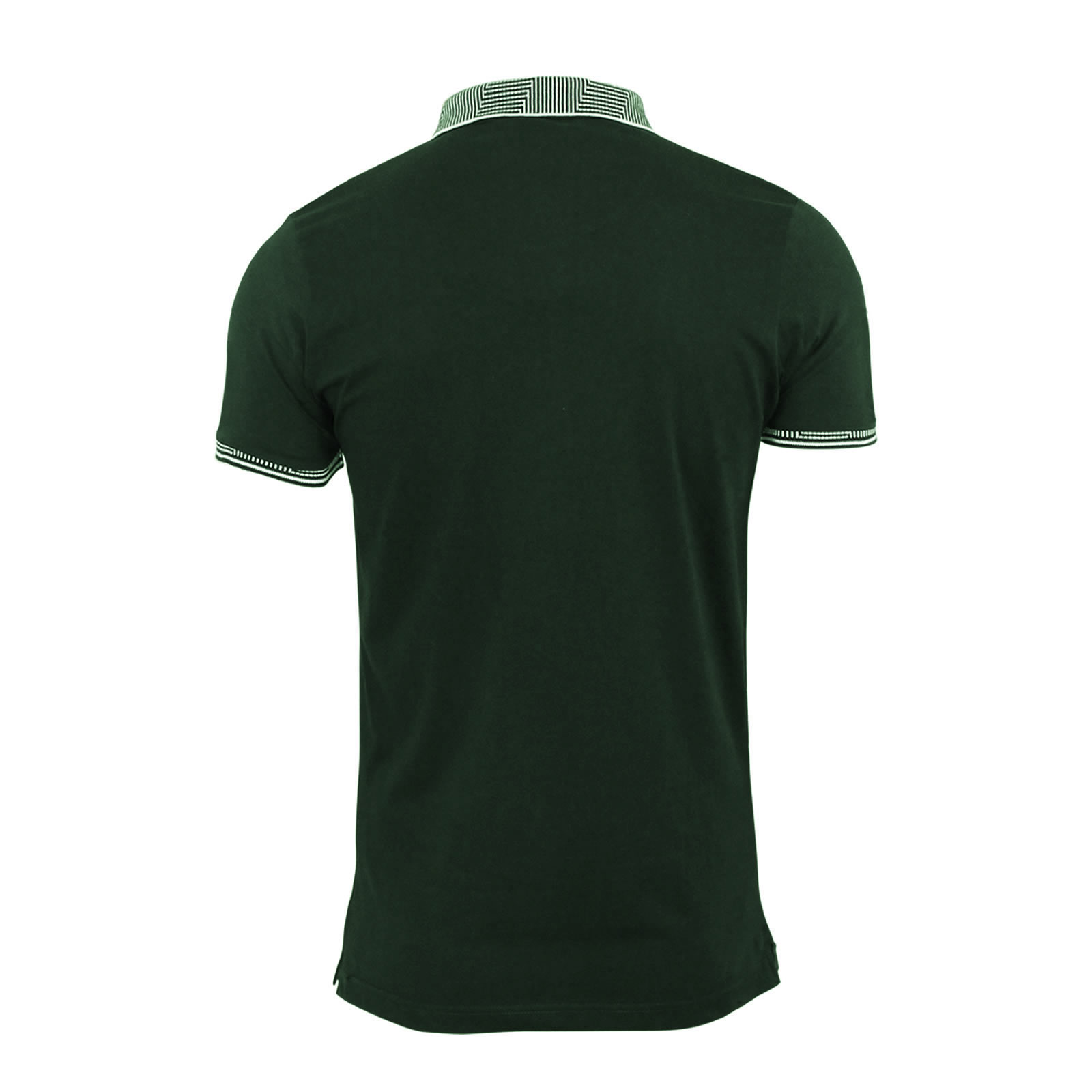 Mens-Polo-T-Shirt-Brave-Soul-Glover-Cotton-Collared-Short-Sleeve-Casual-Top thumbnail 22