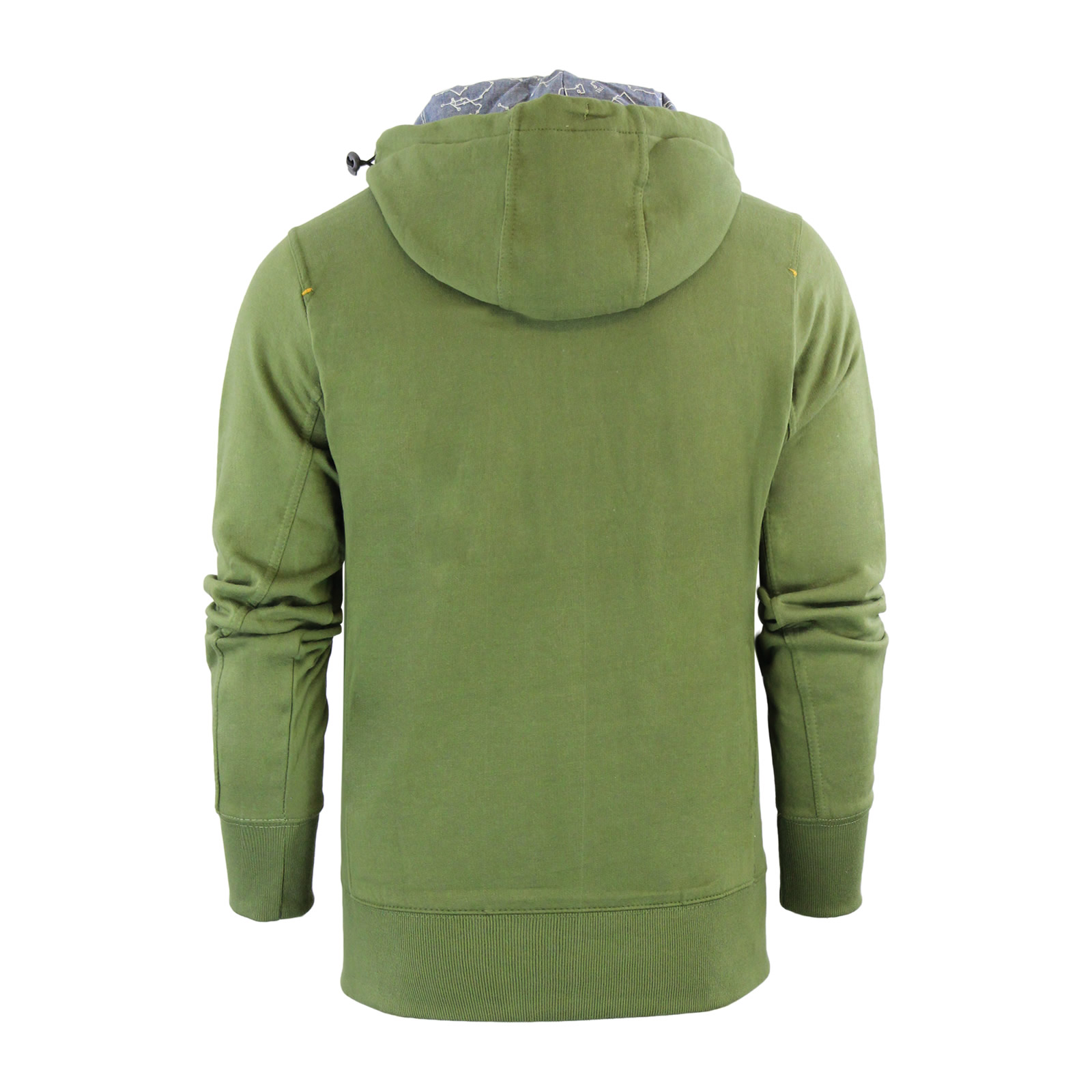Mens Hoodie Firetrap Appach Zip Up Hooded Sweater | eBay