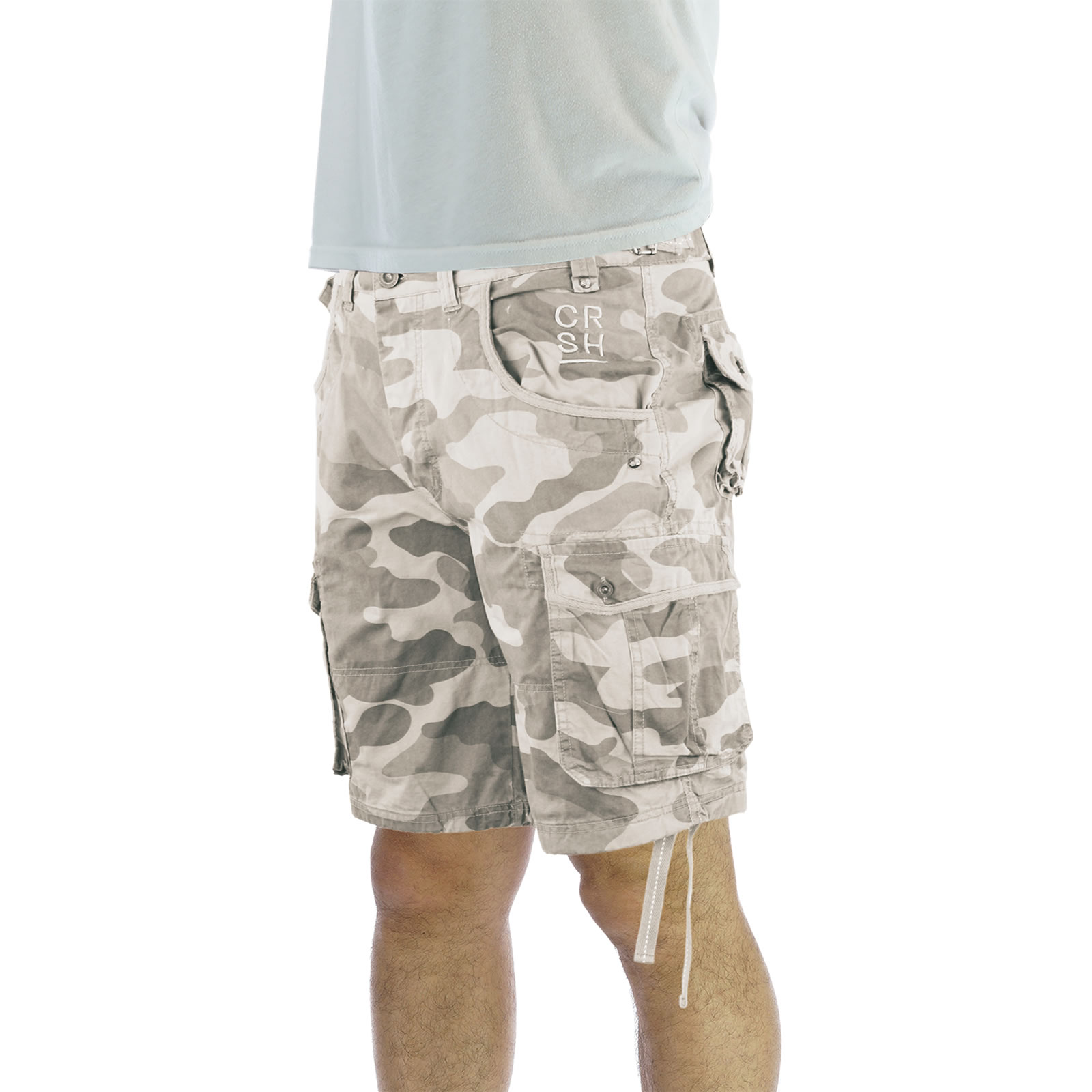 Hollister Classic Fit Cargo Shorts ($16) liked on Polyvore featuring men's fashion, men's clothing, men's shorts, olive, mens cargo shorts, mens camo cargo shorts, mens camouflage cargo shorts, mens camouflage shorts and mens camo shorts.