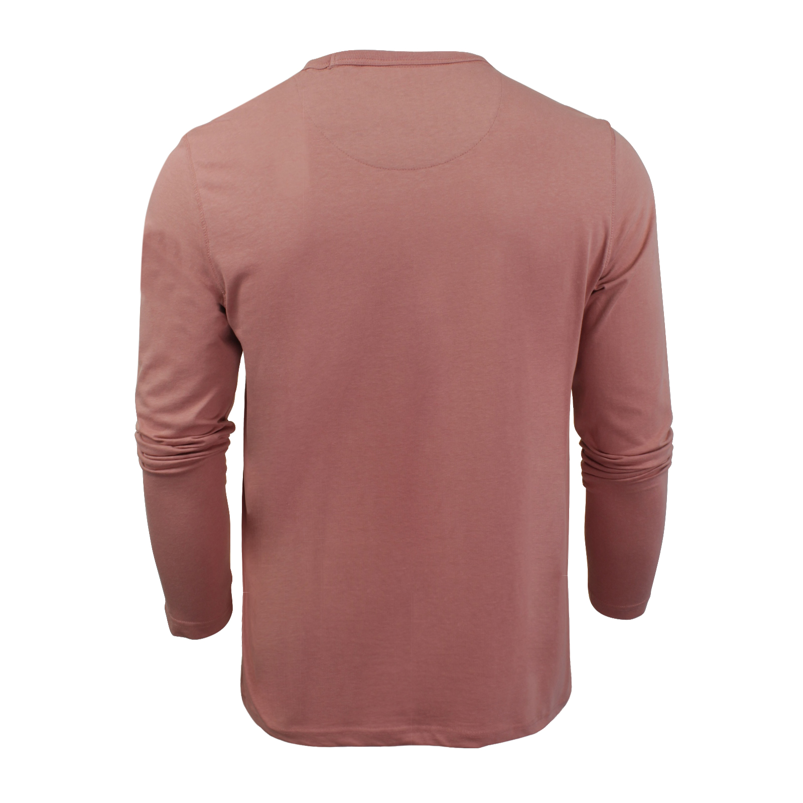 Mens-T-Shirt-by-Brave-Soul-Prague-Cotton-Long-Sleeved-Crew-Neck-Casual-Top thumbnail 27