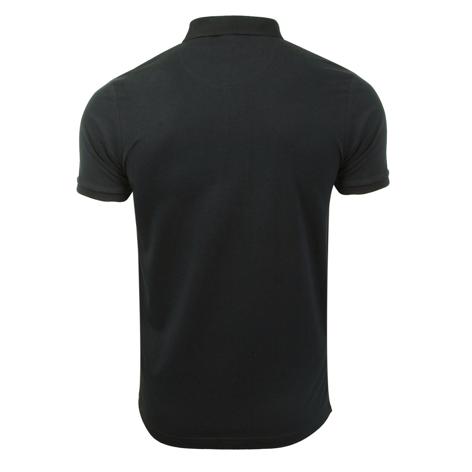 Mens-Polo-T-Shirt-Brave-Soul-Julius-Cotton-Collared-Short-Sleeve-Casual-Top thumbnail 3