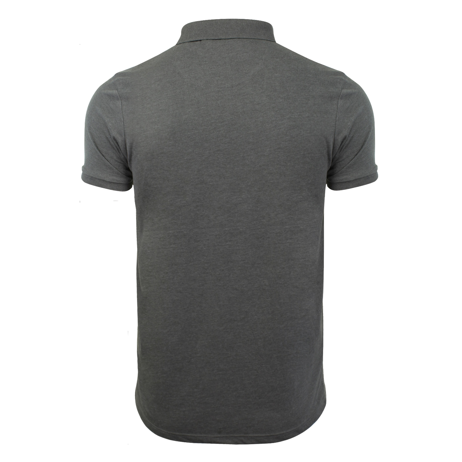 Mens-Polo-T-Shirt-Brave-Soul-Julius-Cotton-Collared-Short-Sleeve-Casual-Top thumbnail 6