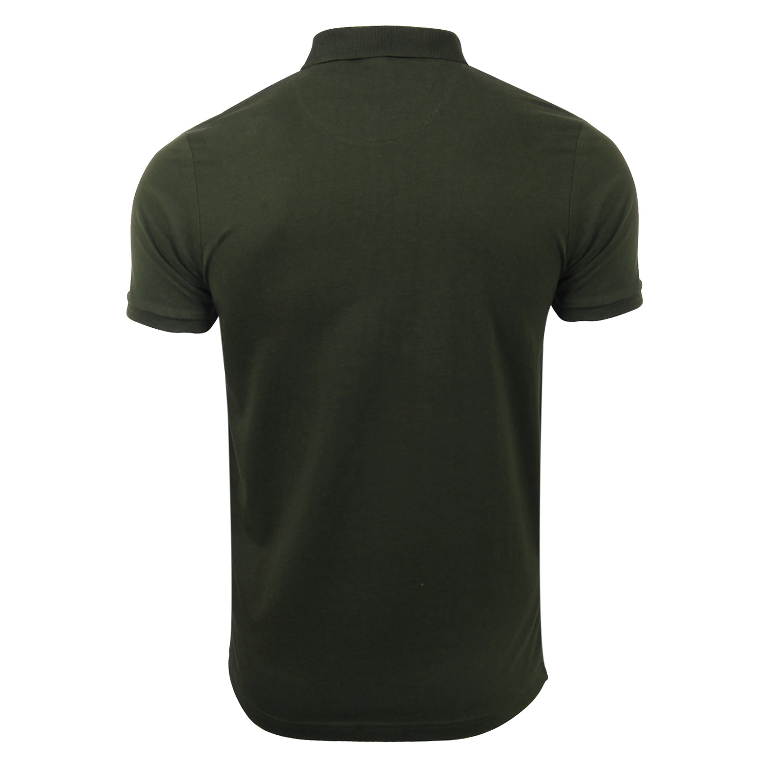 Mens-Polo-T-Shirt-Brave-Soul-Julius-Cotton-Collared-Short-Sleeve-Casual-Top thumbnail 12