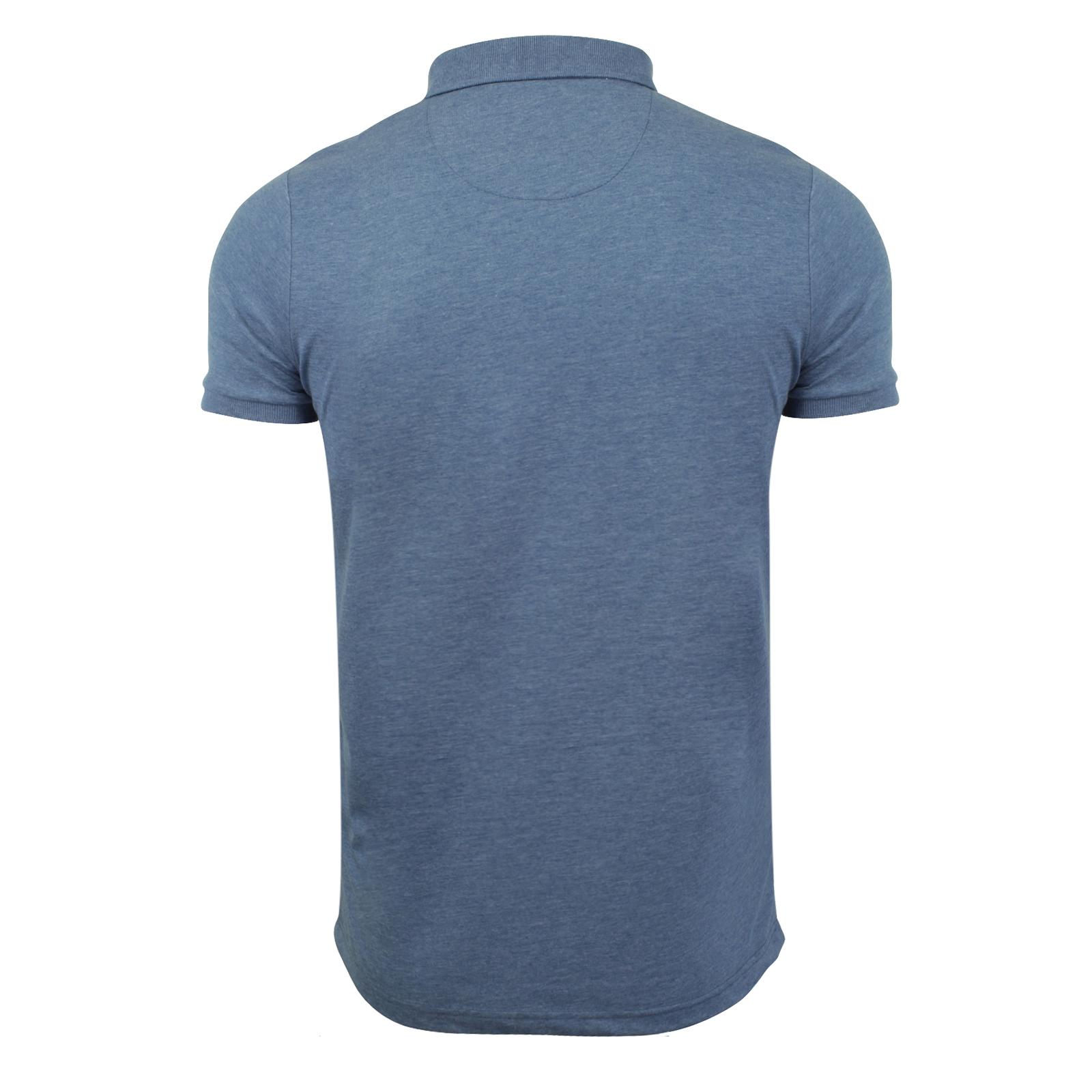 7a69f5d57702ed Uomo: abbigliamento Da Uomo Polo T Shirt Brave Soul Julius cotone con  colletto manica corta Top Casual