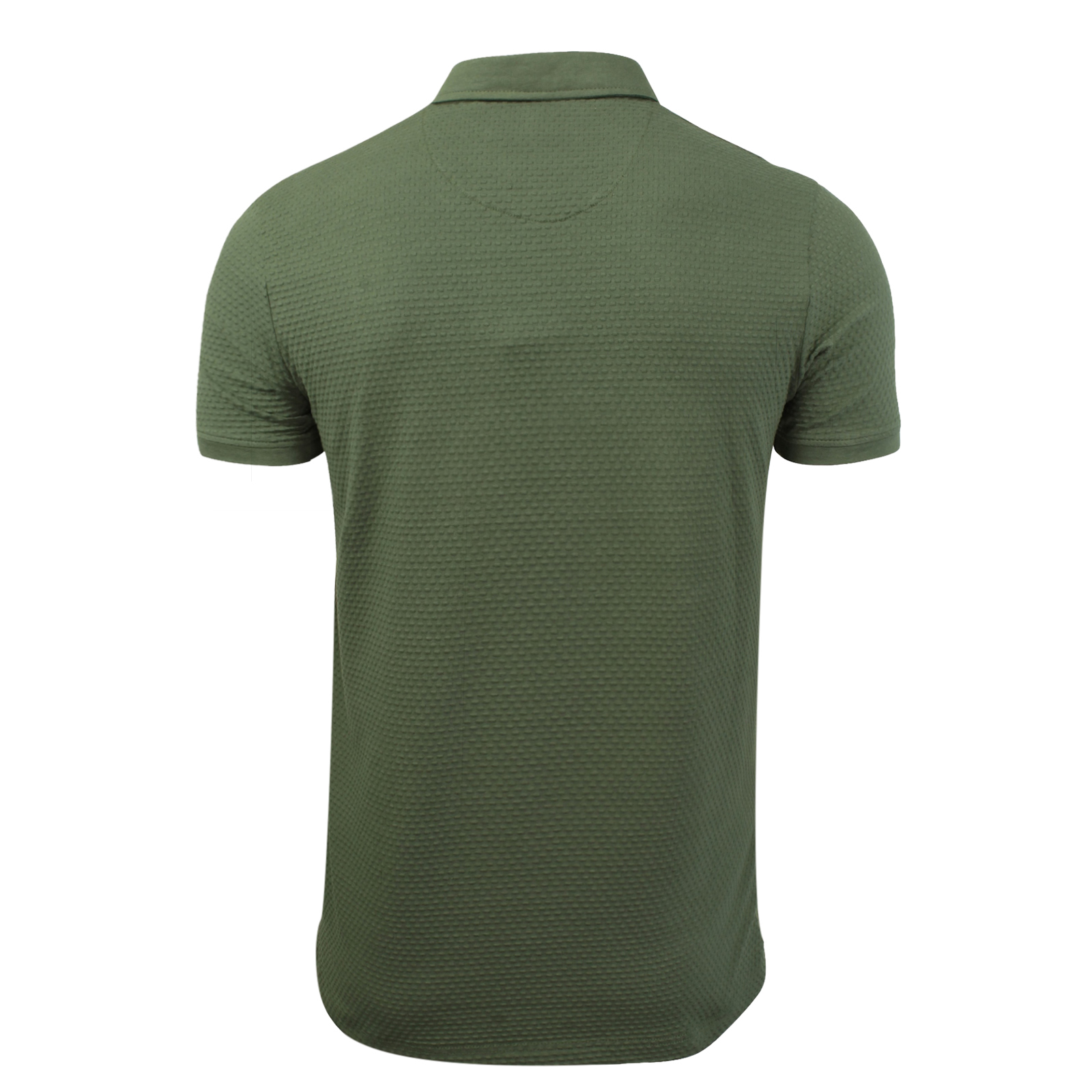 Mens-Polo-T-Shirt-Brave-Soul-Shield-Cotton-Collared-Short-Sleeve-Casual-Top thumbnail 6
