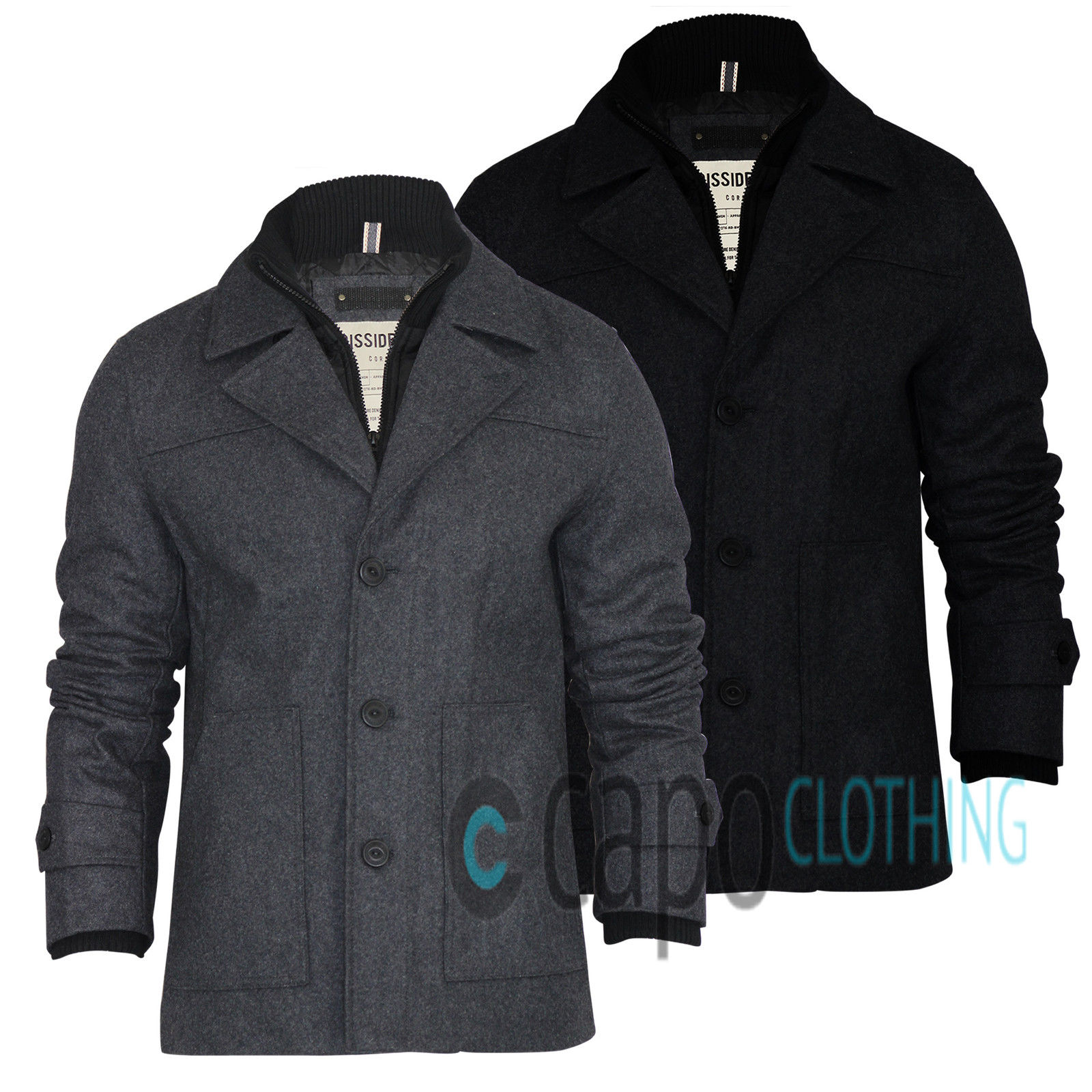 Wholesale cheap trench coats gender -casual double breasted coat men british style lapel collar slim fit long trench coat mens wool pea coat manteau homme free shipping from Chinese men's trench coats supplier - billshuiping on jomp16.tk