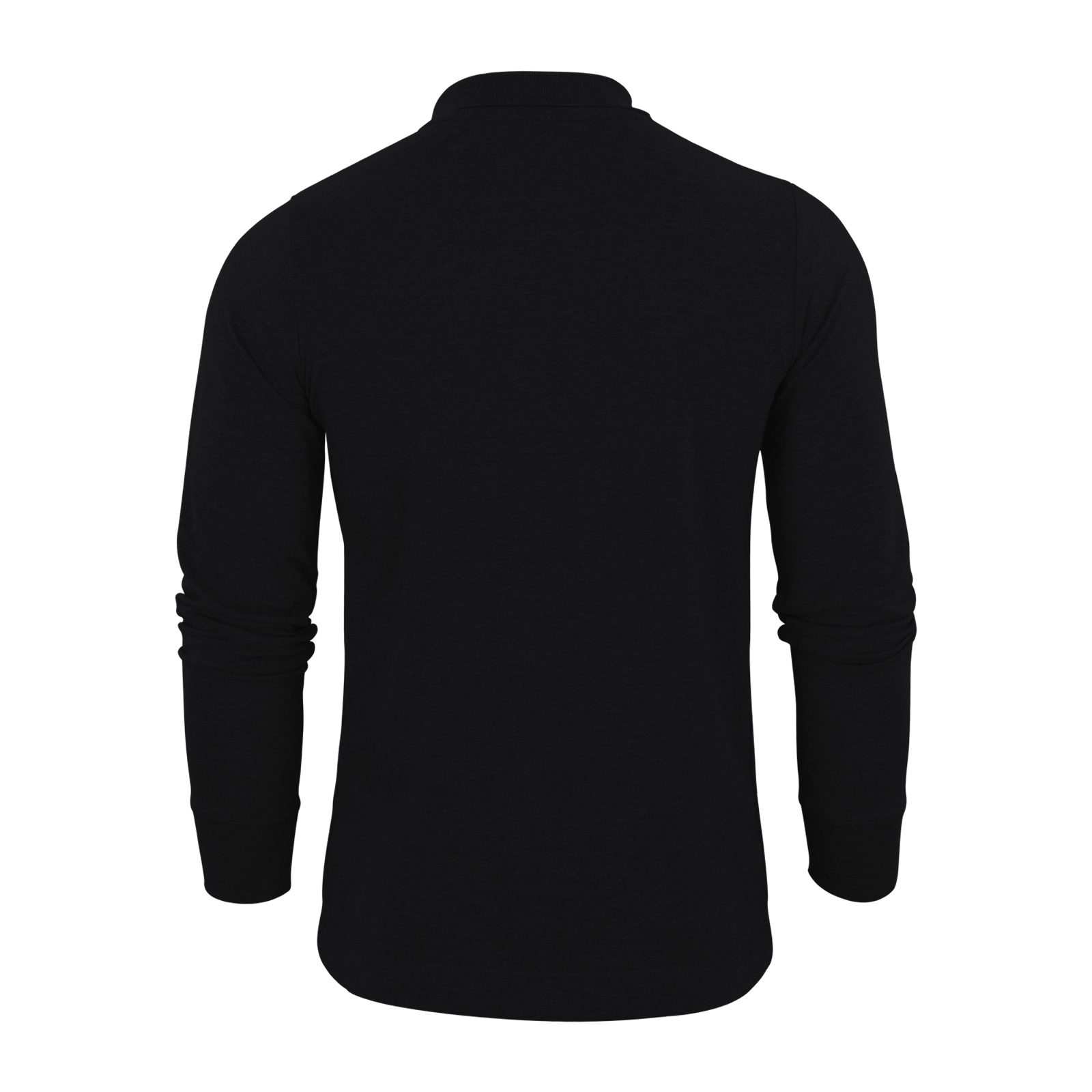Mens polo t shirt tokyo laundry lowell cotton long sleeve for Polo shirts long sleeve men