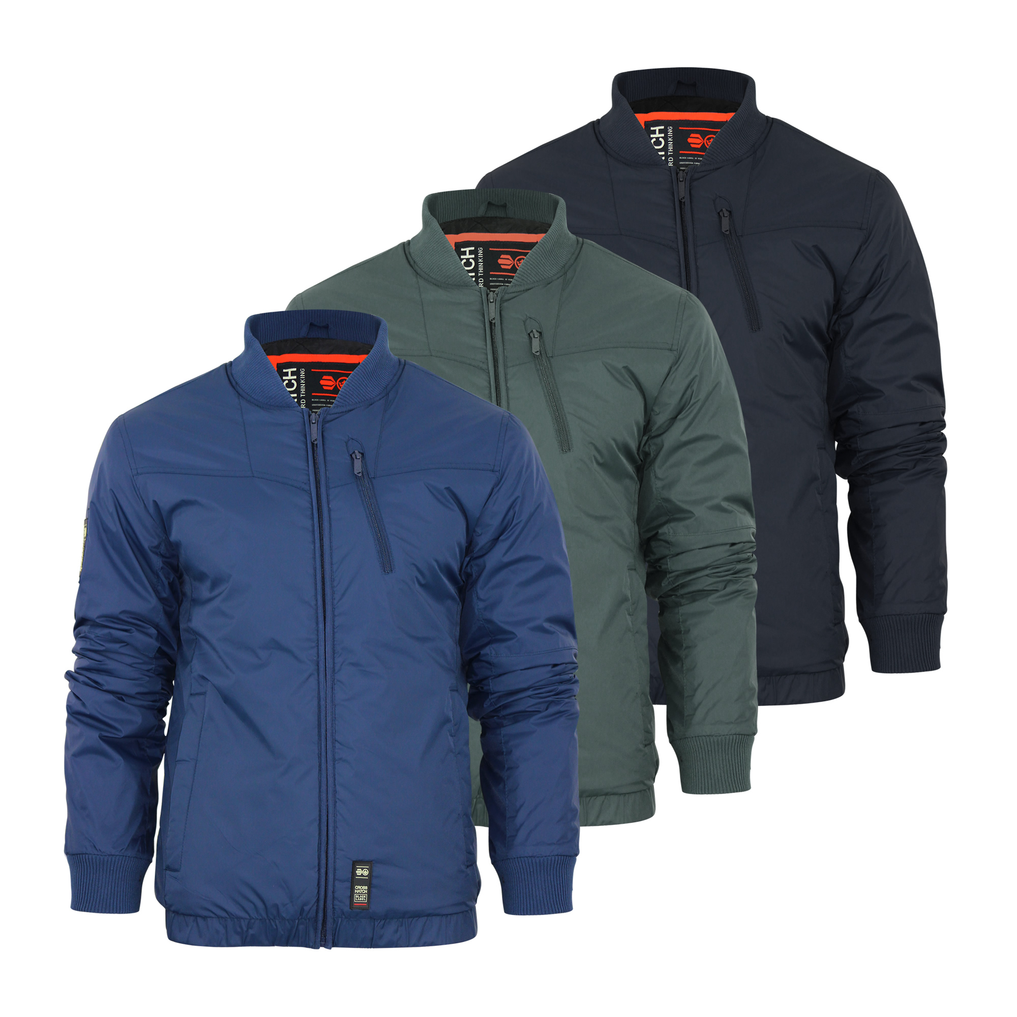 jack and jones jacket size guide