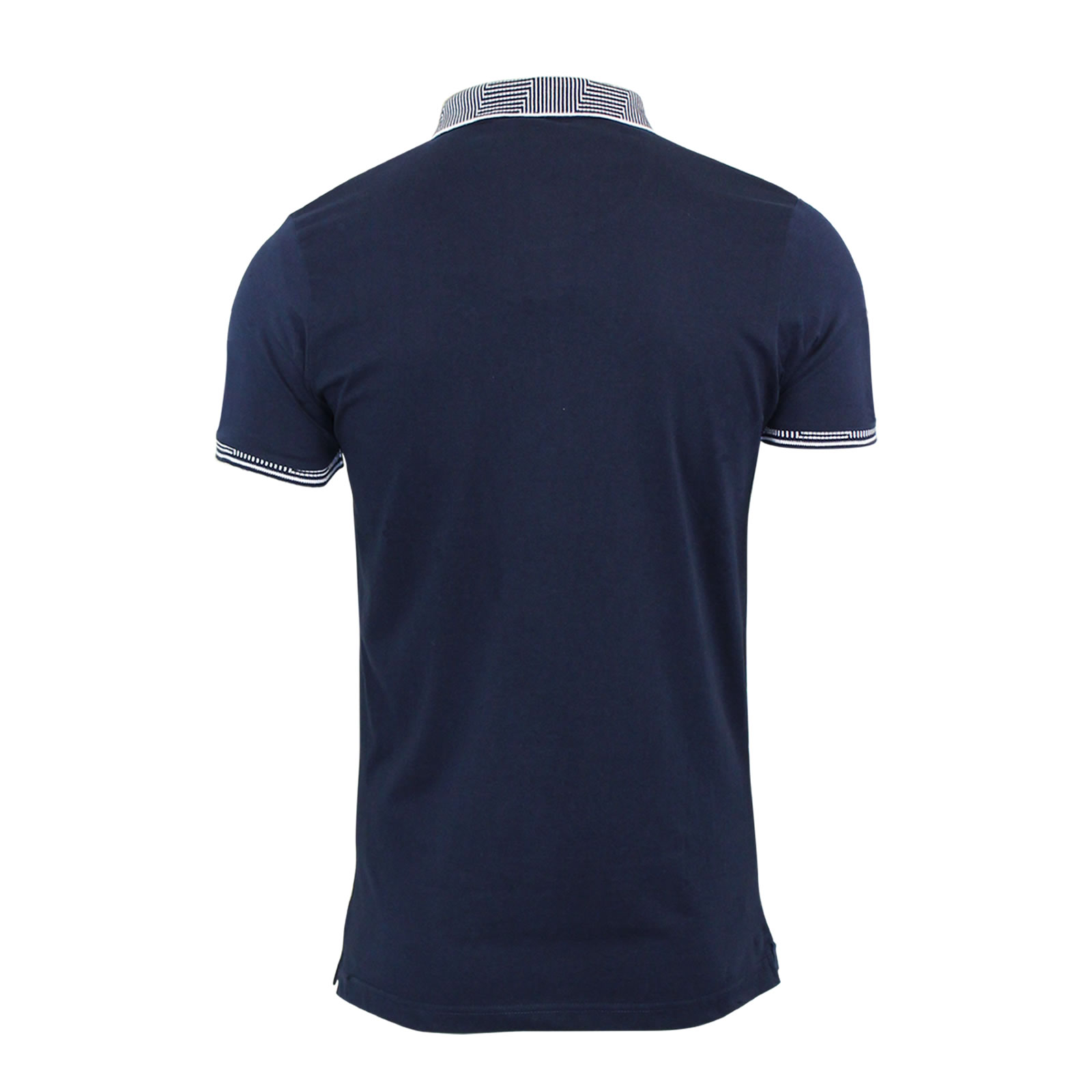 Mens-Polo-T-Shirt-Brave-Soul-Glover-Cotton-Collared-Short-Sleeve-Casual-Top thumbnail 3