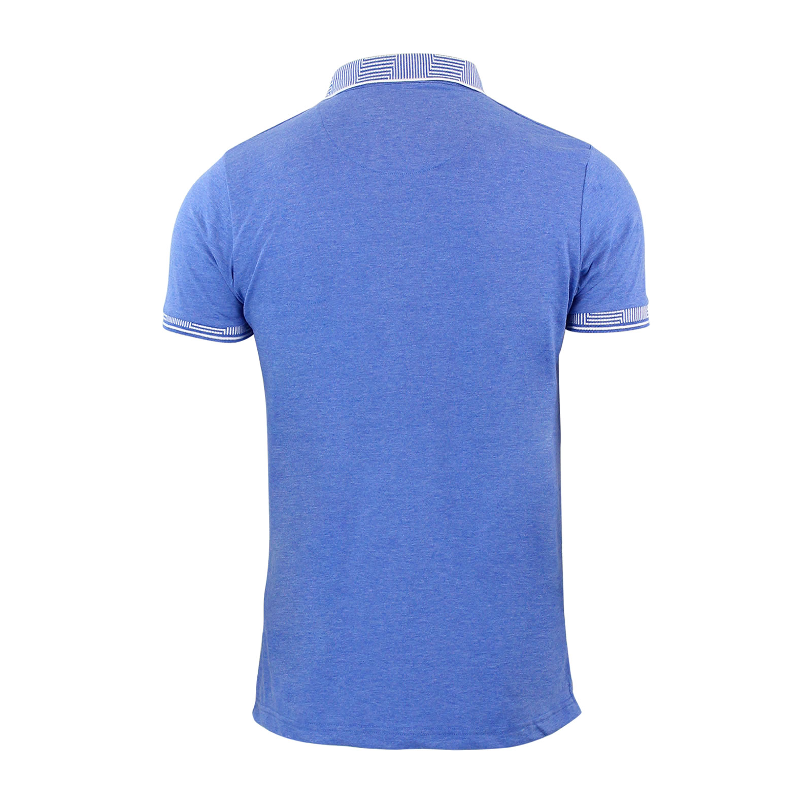 Mens-Polo-T-Shirt-Brave-Soul-Glover-Cotton-Collared-Short-Sleeve-Casual-Top thumbnail 6