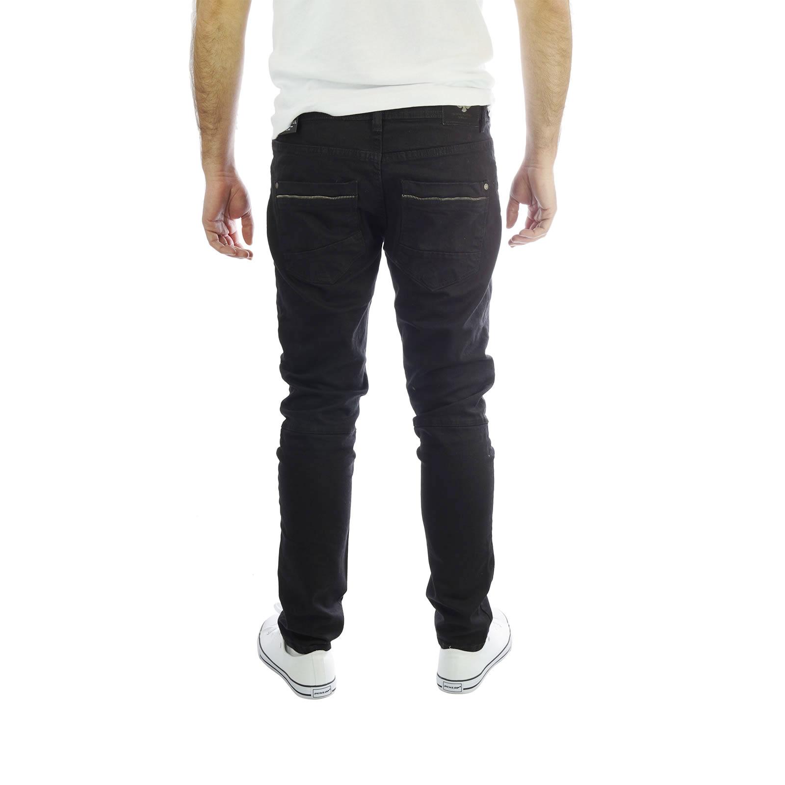 Skinny Biker shorts - Black Brave Soul AFwUtyA5