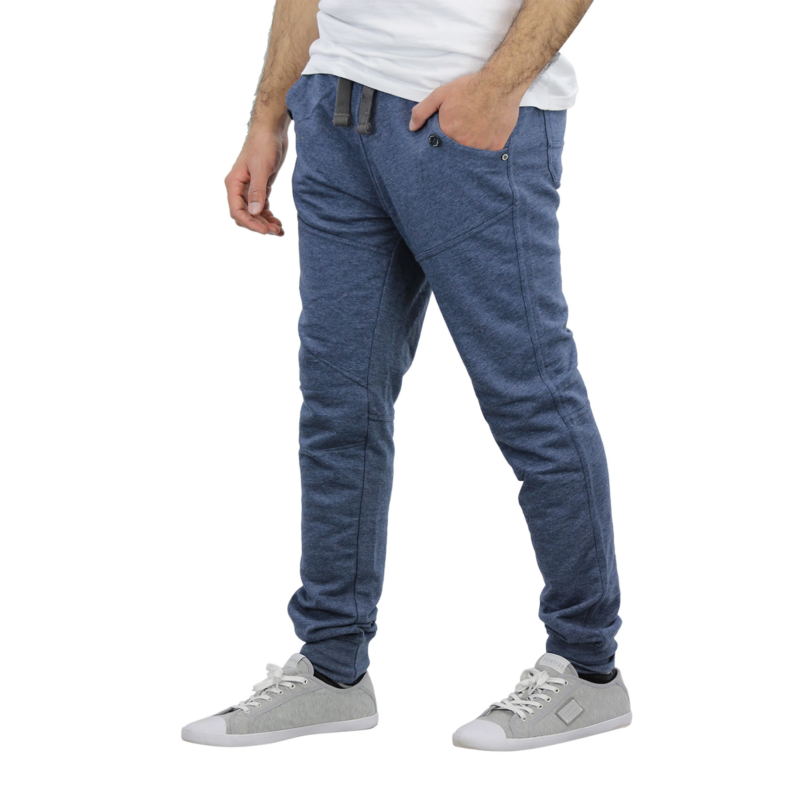 Mens Joggers Firetrap Christchurch Skinny Slim Fit Casual ...