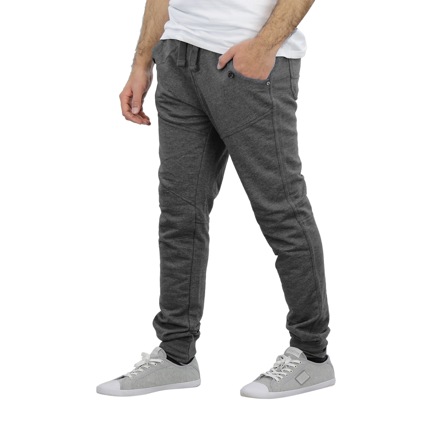 Shop a wide selection of joggers for men from skinny, cuffed to drop crotch or loose styles and colors. ASOS DESIGN two-piece slim woven joggers with elasticated waist in gray check with neon piping. $ Only & Sons Slim Fit Jogger. $ Lacoste Luxury Joggers with Cuffed Ankle in Regular Fit.