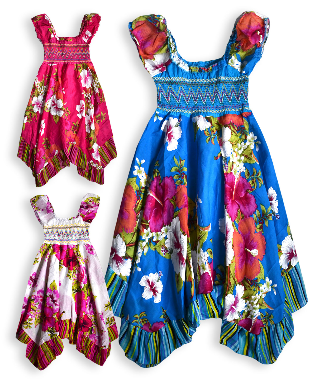 Kids / Girls / Dresses / Gypsy Dresses; Shop by. Filter by Subcategory. Kids; Girls + Dresses; Butterfly Dresses; Gypsy Dresses. Showing 1 to 12 of 14 total Girl Gypsy Uneven Bottom Dress in Lime Green with Red and White Floral Print. $