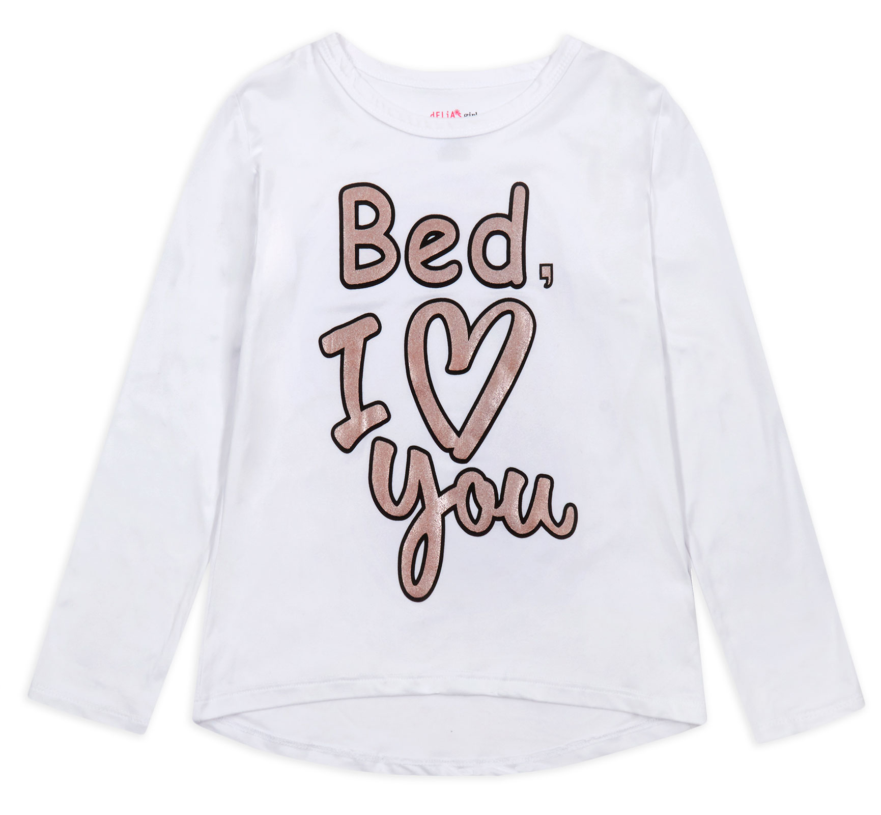 Girls Pyjama Set Kids New 2 Piece Long Sleeve Full Length PJs Ages 7-16 Years