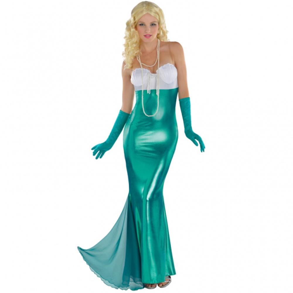 Sexy ariel mermaid costume