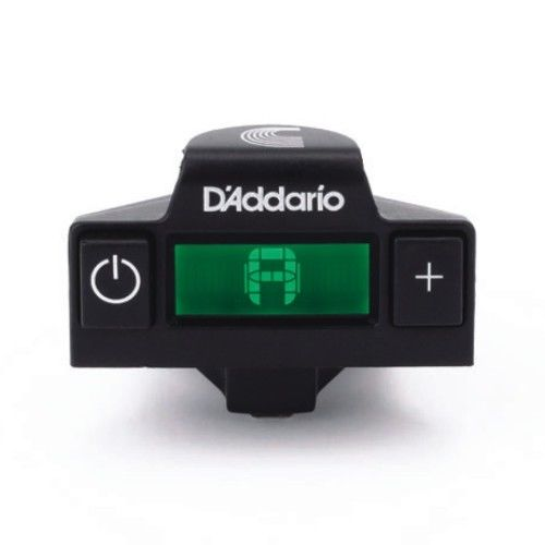 d 39 addario ns micro soundhole guitar tuner pw ct 15 clip on for guitar or bass ebay. Black Bedroom Furniture Sets. Home Design Ideas