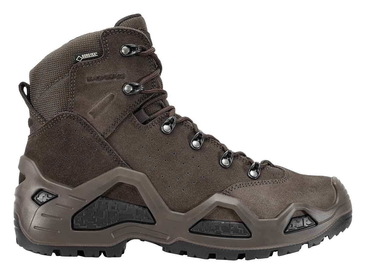Lowa Z6s Tactical Mid Lightweight Military Combat Boot Gtx