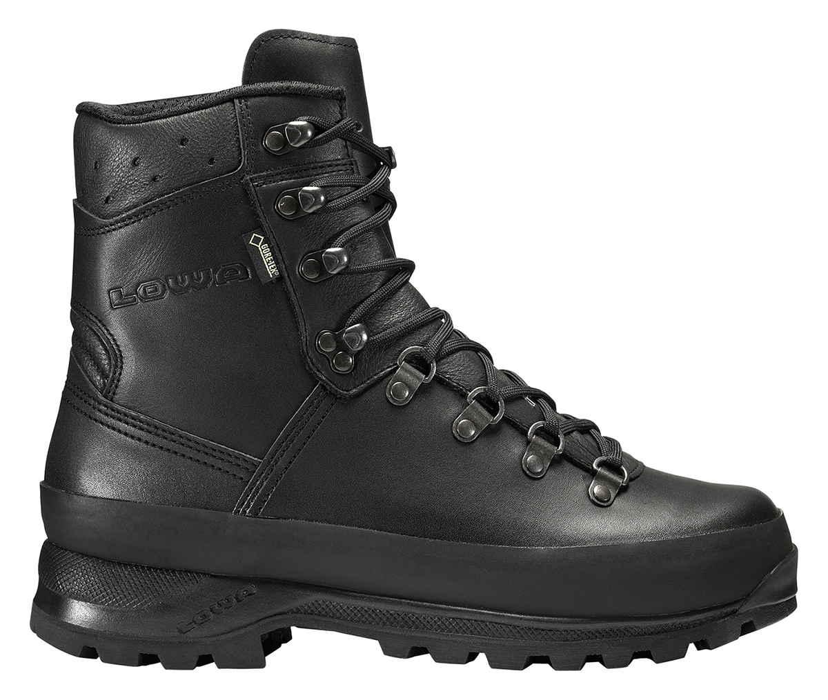 Lowa Mountain Gtx Gore Tex Waterproof Police Military