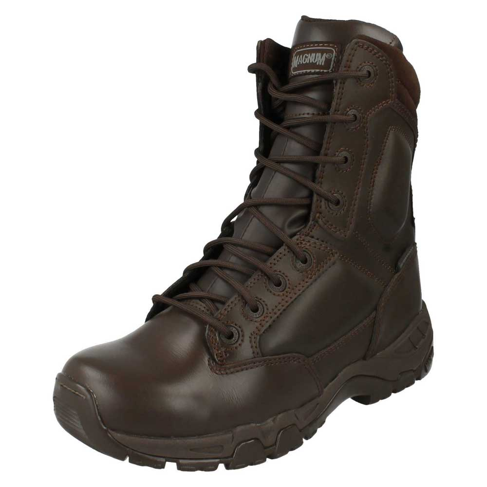 magnum viper pro 8 0 brown waterproof boots brown