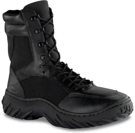 oakley tactical six black