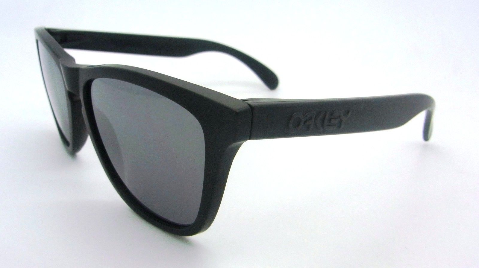 Oakley Frogskins Mens Lifestyle Sunglasses Matte Black ...