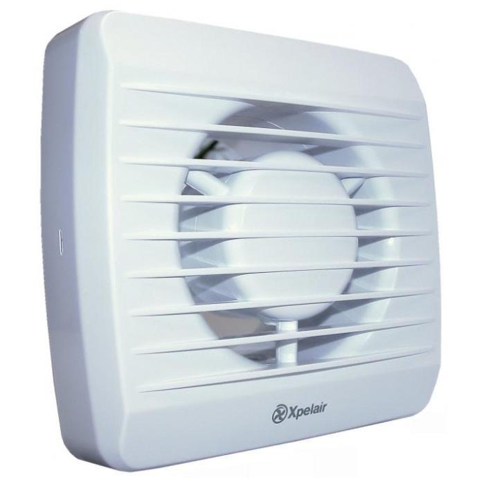 Xpelair Lv100bht 12v Low Voltage Humidity Timer Bathroom Wall Fan 100mm 4 Ebay