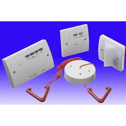 Niglon Disabled Persons Toilet Alarm Kit