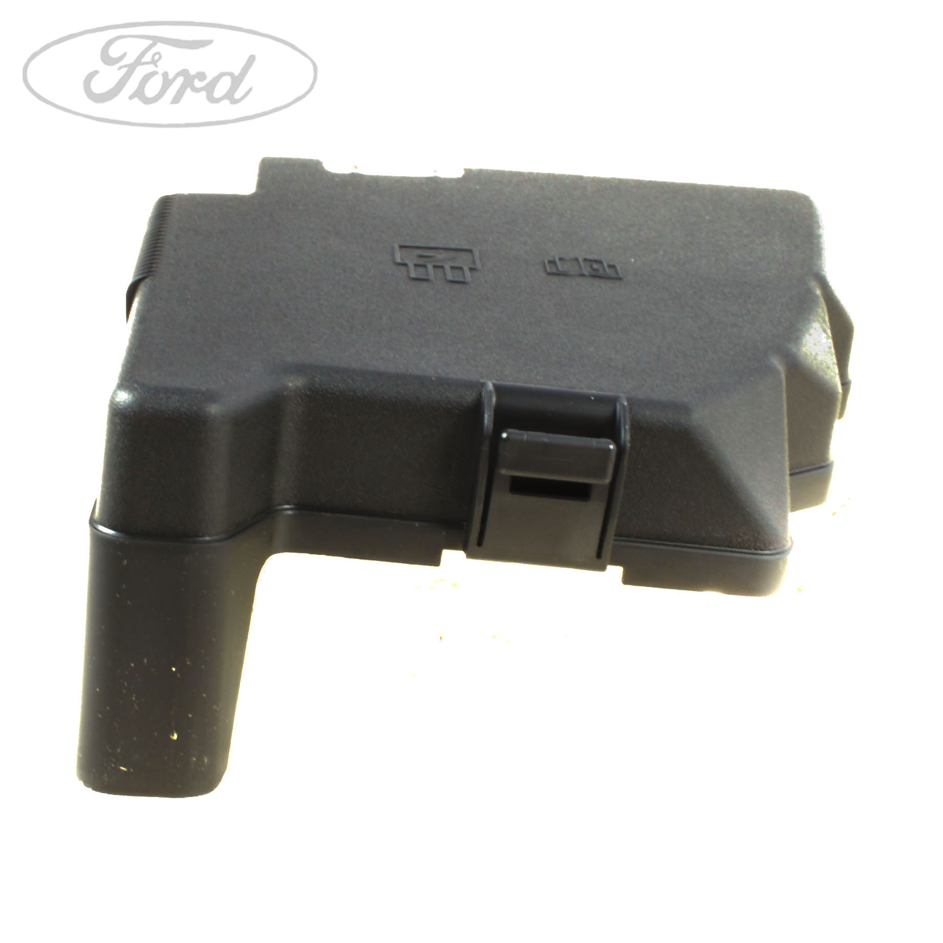 genuine ford fiesta mk7 fuse box cover 1515045 genuine ford fiesta mk7 fuse box cover 1515045