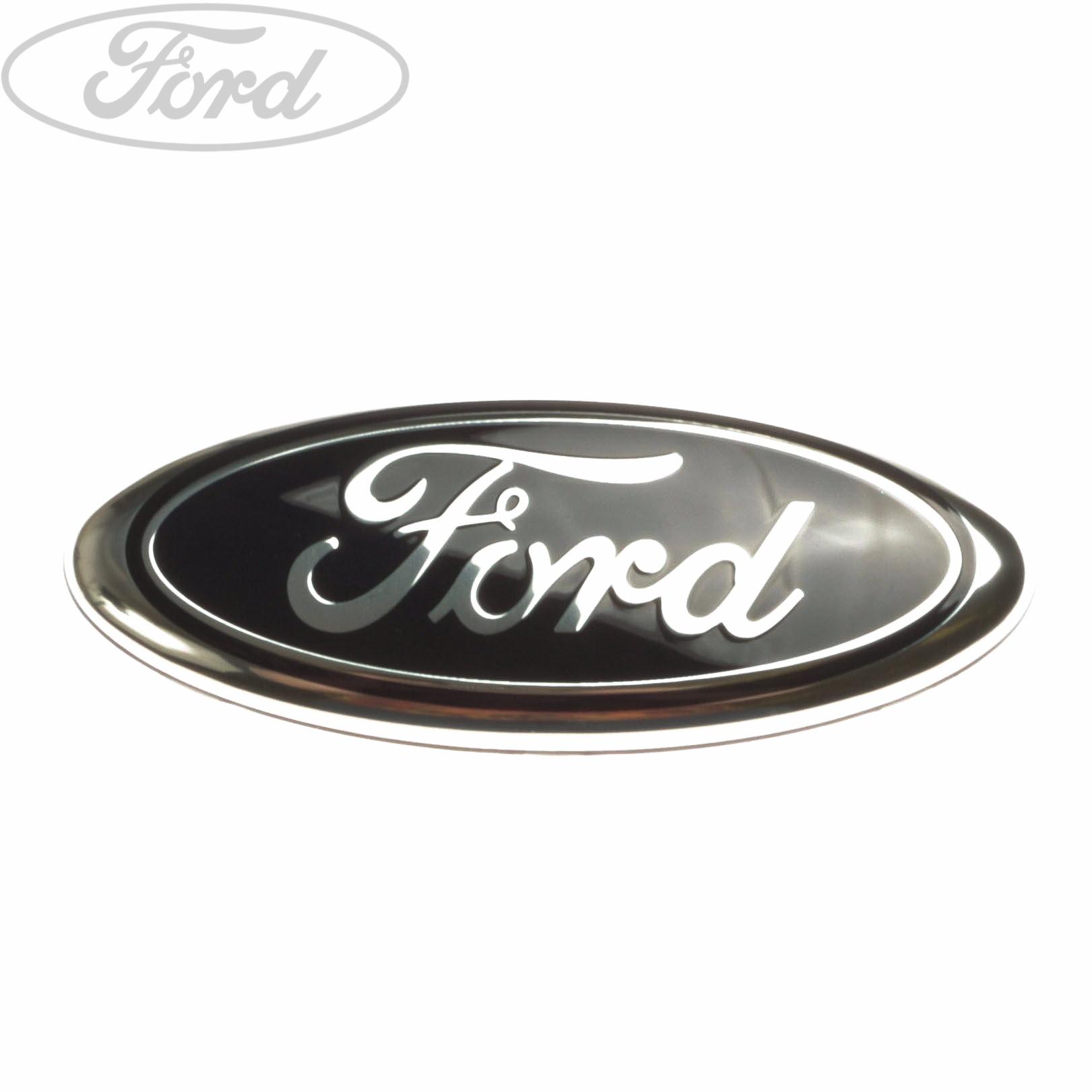 Genuine ford fiesta mk v radiator grille emblem badge for Telephone number for ford motor company