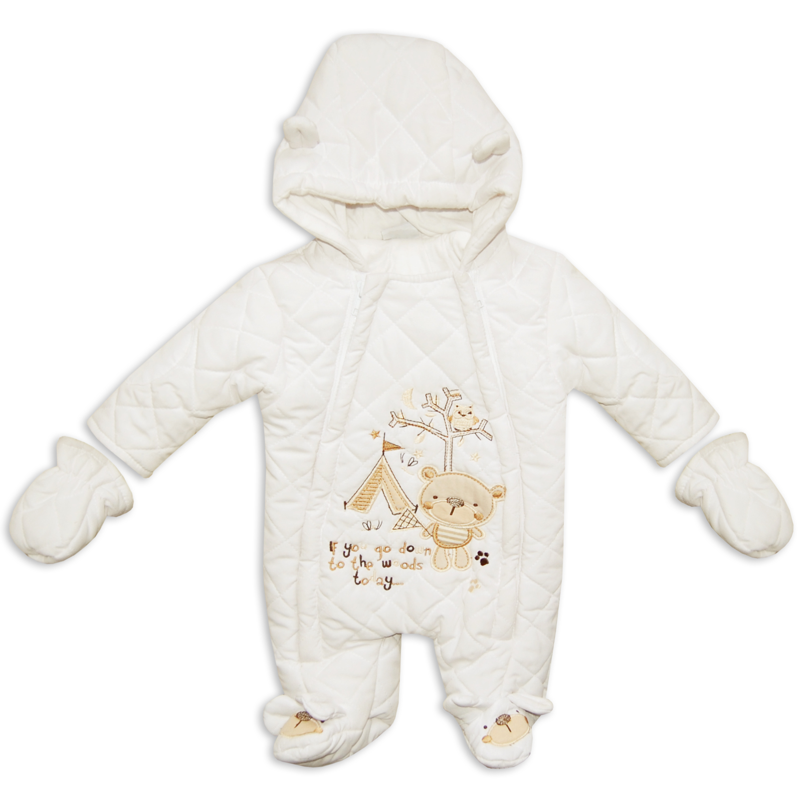Shop our range of baby and toddler snowsuits and pramsuits, suitable for boys and girls, in a range of styles with Free Delivery on orders over £