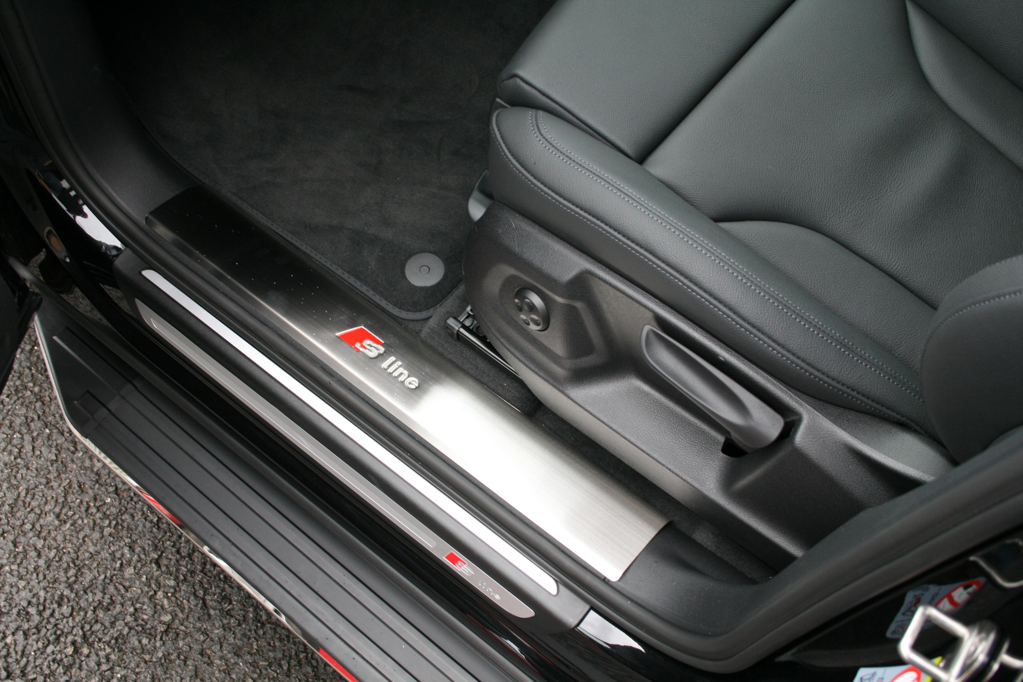 Audi Q5 S Line Style Door Sill Covers Protectors Scuff