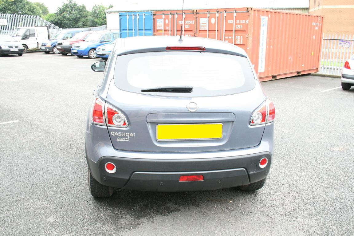 fits nissan qashqai 2007 to 2010 chrome tail light accessory external covers ebay. Black Bedroom Furniture Sets. Home Design Ideas