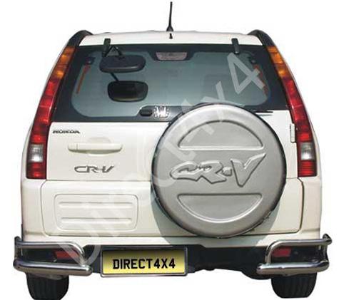 Honda Crv Cr-V Embossed S/S Rear Spare Wheel Tyre Tire Cover Style Accessory   eBay