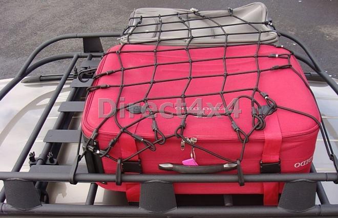 Sunshades For Trucks >> Car Van Cargo Net Roof Rack Luggage Bungee Elasticated External Accessory Part | eBay