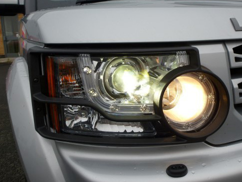 Land Rover Discovery 4 Headlight Surrounds Head Lamp