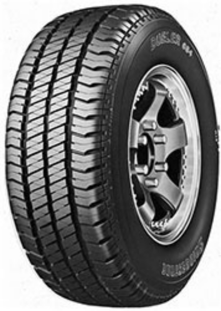 bridgestone d684 premium passenger 4x4 summer tyre 205 70. Black Bedroom Furniture Sets. Home Design Ideas