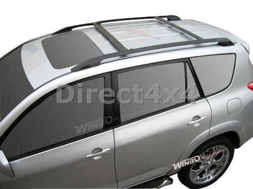 toyota rav4 2006 13 oe stlye dachtr ger rack ski ladder. Black Bedroom Furniture Sets. Home Design Ideas
